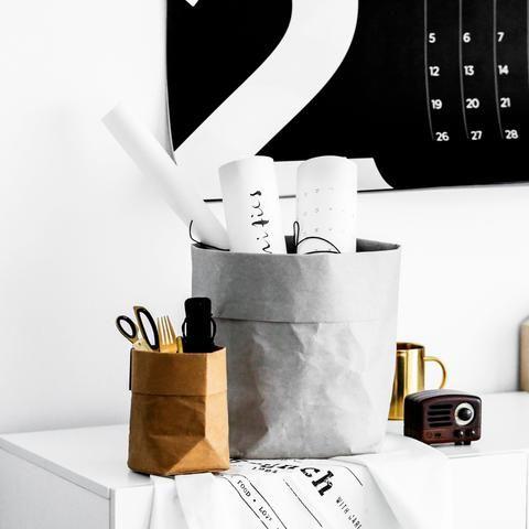 Storage Kraft Bag