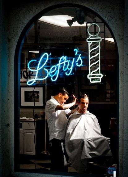 242 best barber shop images on pinterest. Black Bedroom Furniture Sets. Home Design Ideas