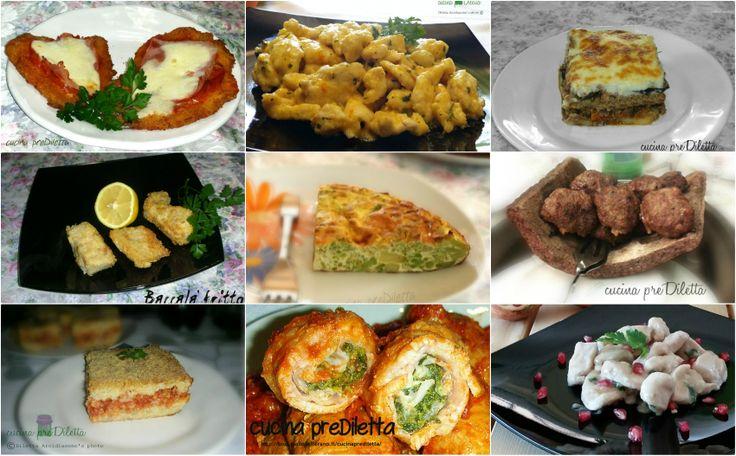 Secondi piatti buffet di Capodanno, una serie di ricette di secondi piatti che potete realizzare per il vostro cenone o pranzo di Capodanno
