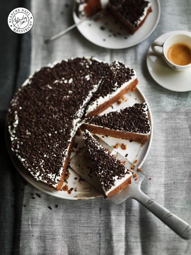 ristretto cheesecake | ZTRDG magazine #blanchedael #coffeelovers