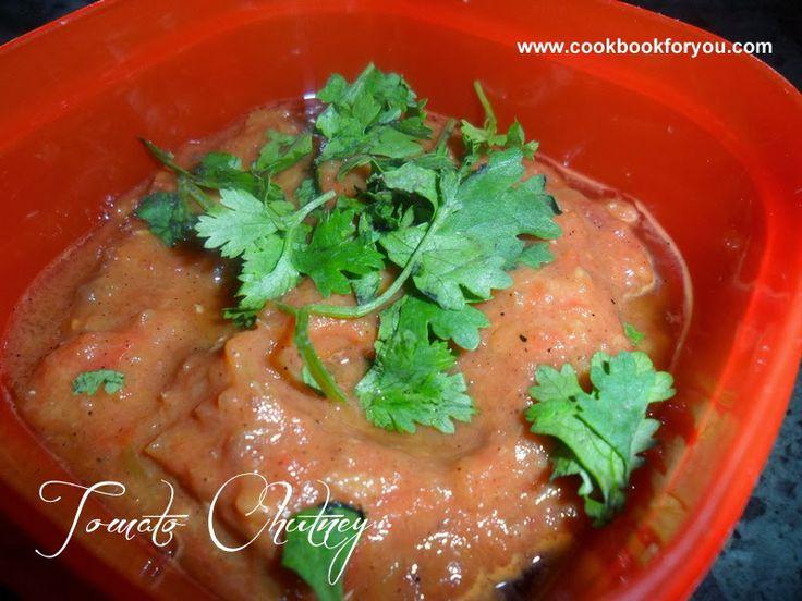 How to make Tomato Chutney | Tomato Roti Pachadi