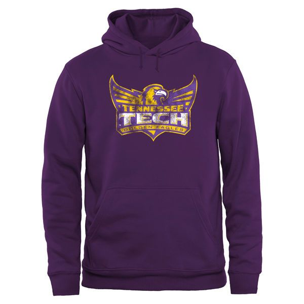 Tennessee Tech Golden Eagles Big & Tall Classic Primary Pullover Hoodie - Purple - $49.99