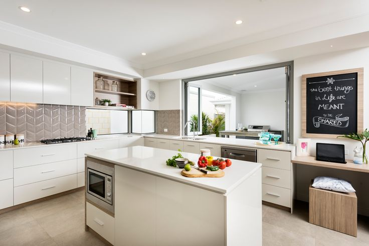 Home Builders Australia | Kitchen | Display Home | New Homes | Interior Design