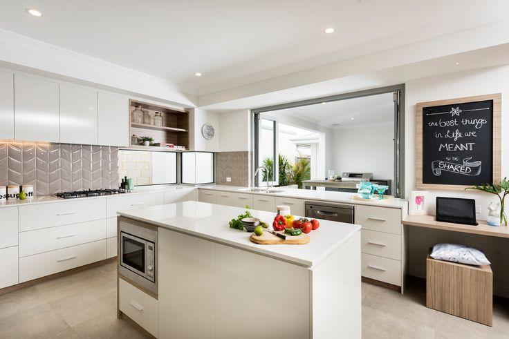 Home Builders Australia | Kitchen | Display Home | New Homes | Interior Design