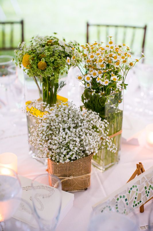 39 best images about decoration on pinterest photo booth for Simple wedding reception table decorations