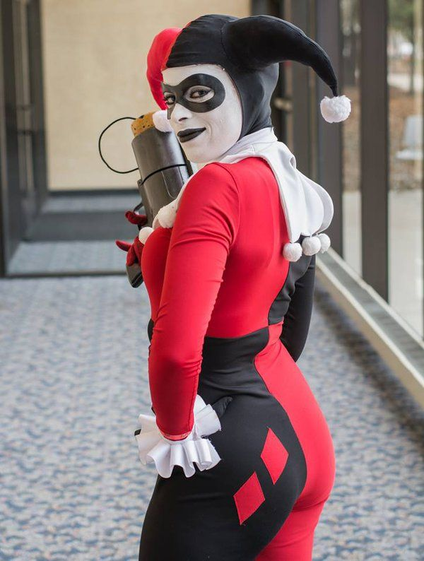 13 Best Harley Quinn Cosplay Images On Pinterest  Harley -9587