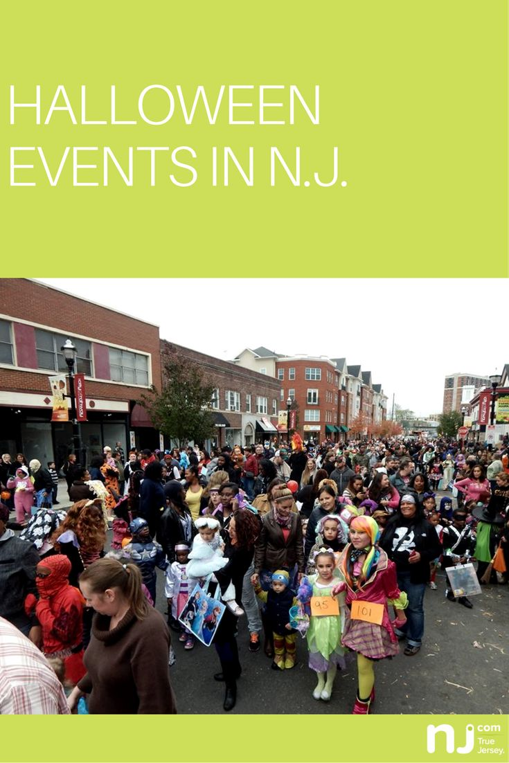 N j halloween events our monster list for 2016