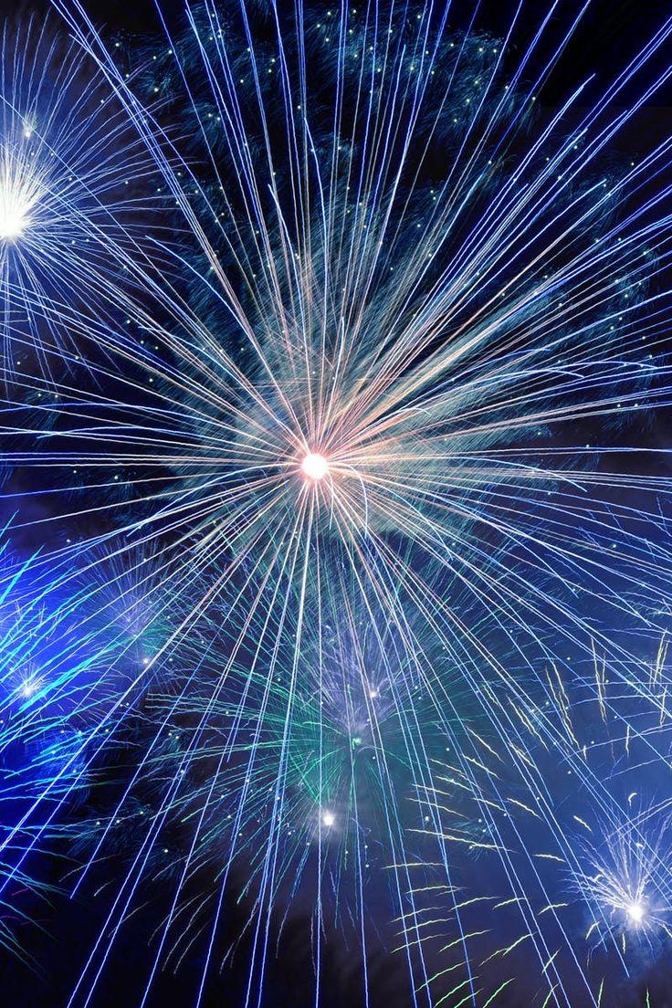 2015, 2016, fireworks
