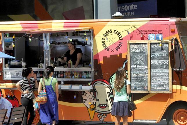 Food trucks :)