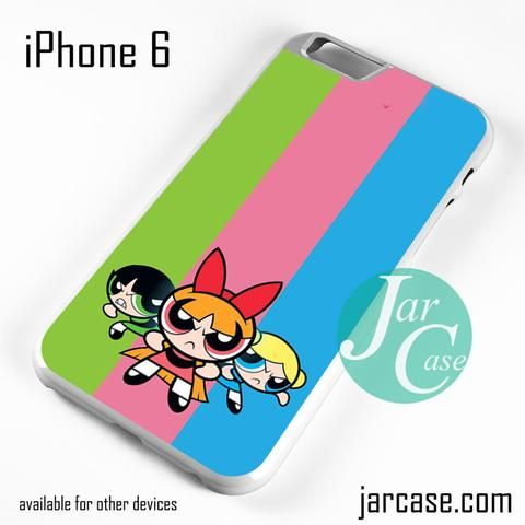 Cute Powerpuff Girls Phone case for iPhone 6 and other iPhone devices