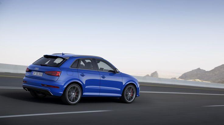 2016 Audi RS Q3  #2016MY #Audi #Geneva_International_Motor_Show_2016 #Audi_RS_Q3 #Audi_Q3 #German_brands #Segment_J