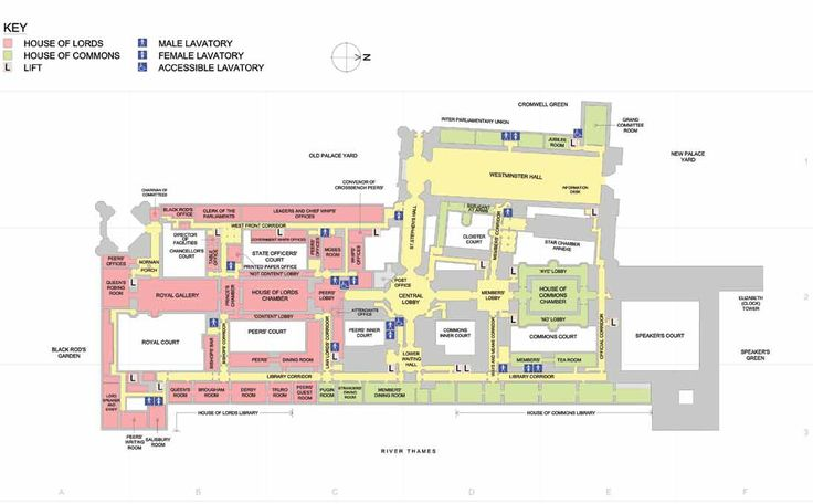 Westminster Palace Floor Plan Westminster Palace Floor
