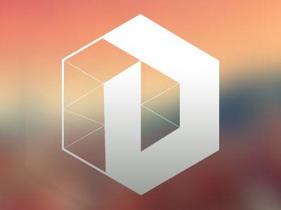 Dribbble - Isometric Logo work by Abhinav Soni