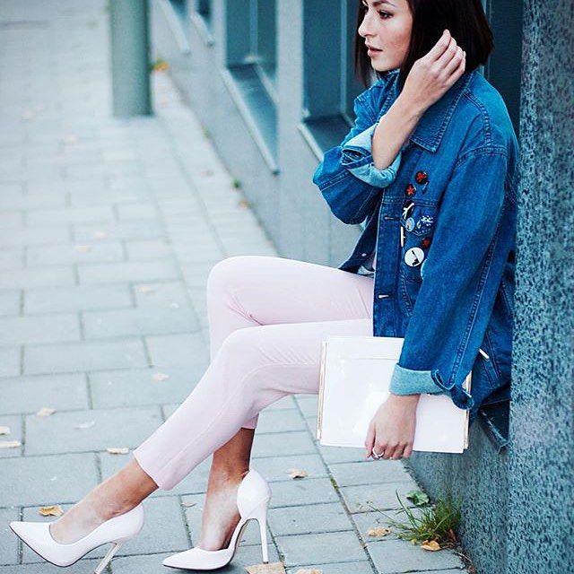 @demivincefi är riktigt snygg i sina klackar från JustFab!!  #justfabse #regram #sotd #bloggerstyle #fashionista #fashionblogger #bloggers #instafashion #shoeaddict #fashioninspo #weekend #fridayfashion