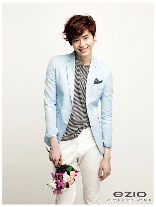Lee Jong Suk<3