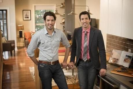 'Property Brothers' talk home improvement trends