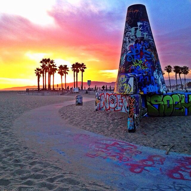 Best Places To Eat In Venice Beach California