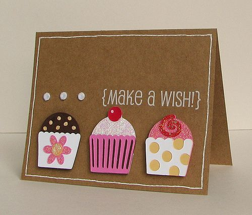 sweet treats cricut cartridge ideas - Google Search