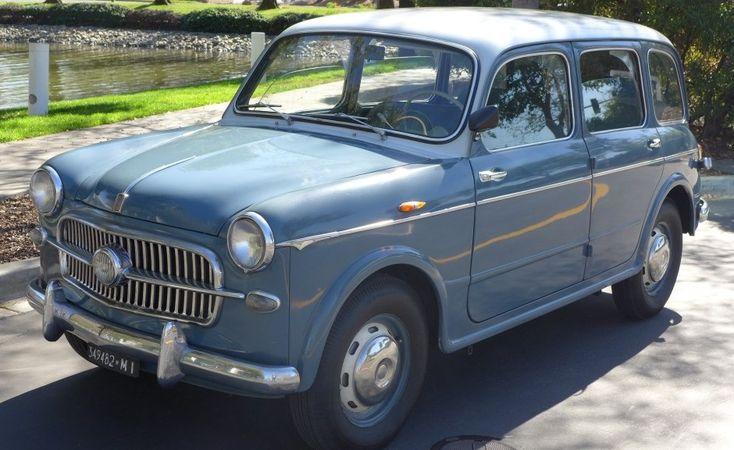 1957 FIAT 1100