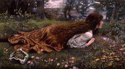 Edward Robert Hughs: Preraphaelit, Schools, Art, For Raphaelite, Edward Hugh, Hugh 18511914, Princesses, Edward Robert Hughes, Painting