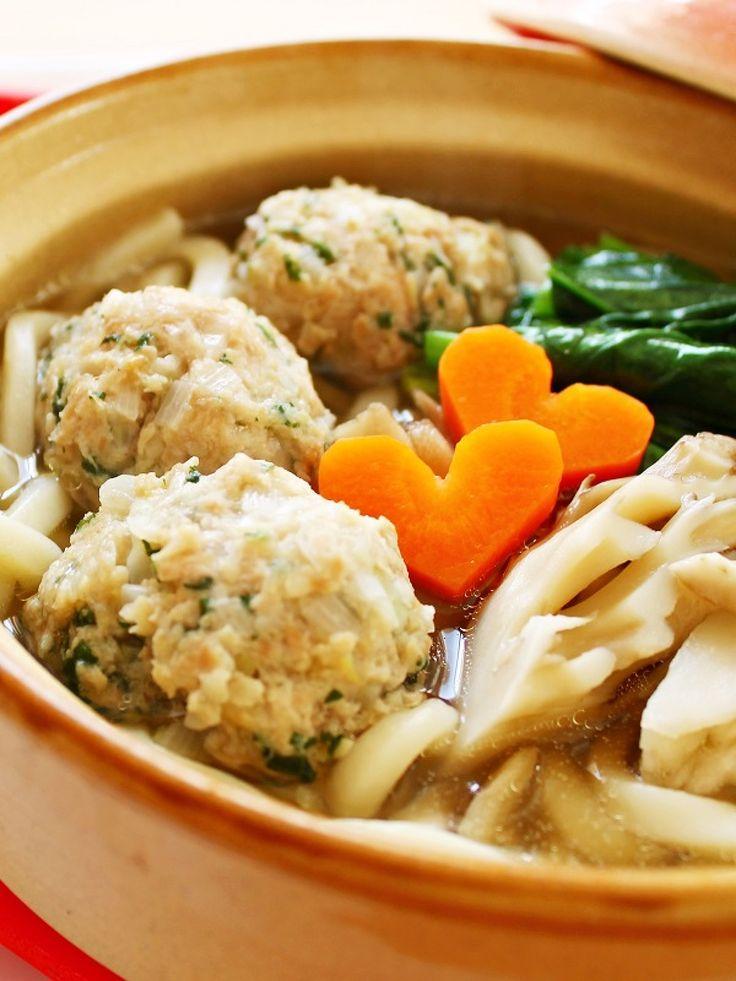 鶏つみれの鍋焼きうどん by 和田 良美 | レシピサイト「Nadia | ナディア」プロの料理を無料で検索