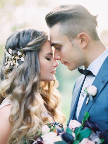 Autumnal Wedding Inspiration by Olga Siyanko
