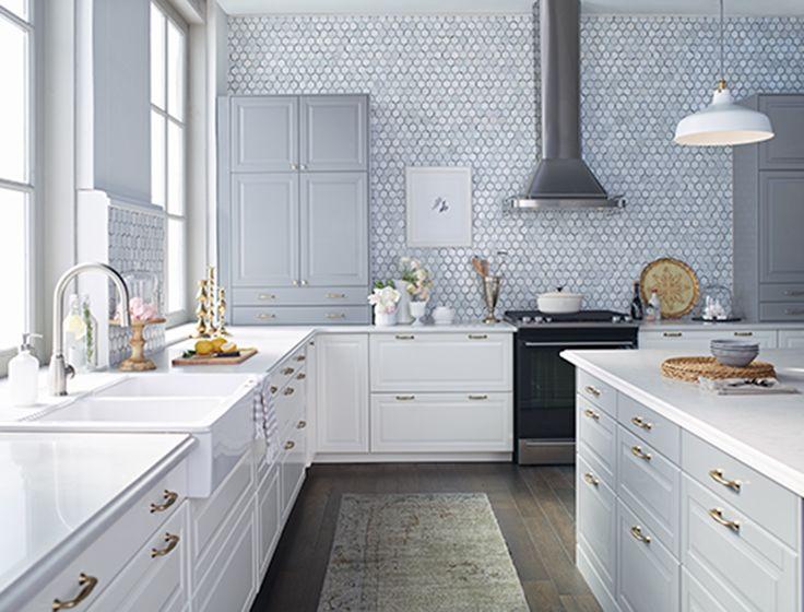 Updating Kitchen With Ikea Door Fronts