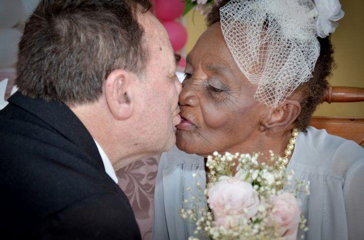 British Granny Interracial