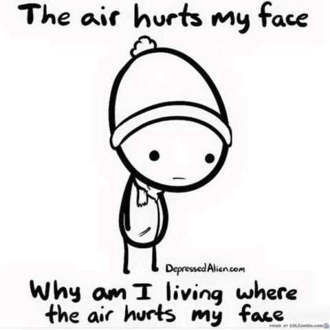 Grumbling Grace: Choose Your Winter ... Jacket.