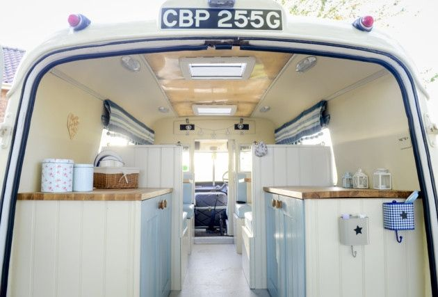 converted old 1969 ambulance into a custom campervan2