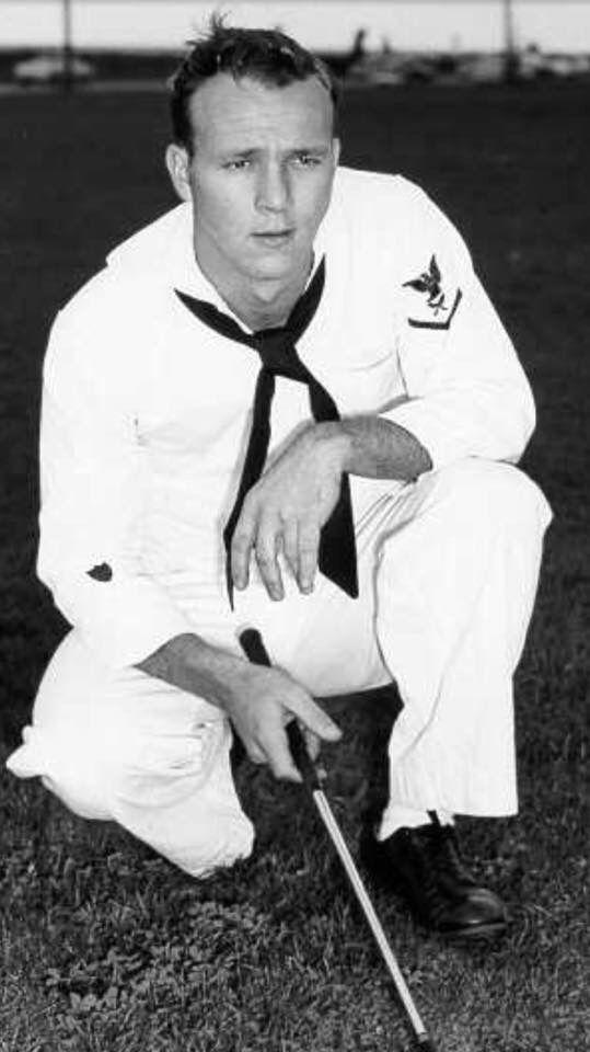 RIP Arnold Palmer, golf great and US veteran. United States Coast Guard.