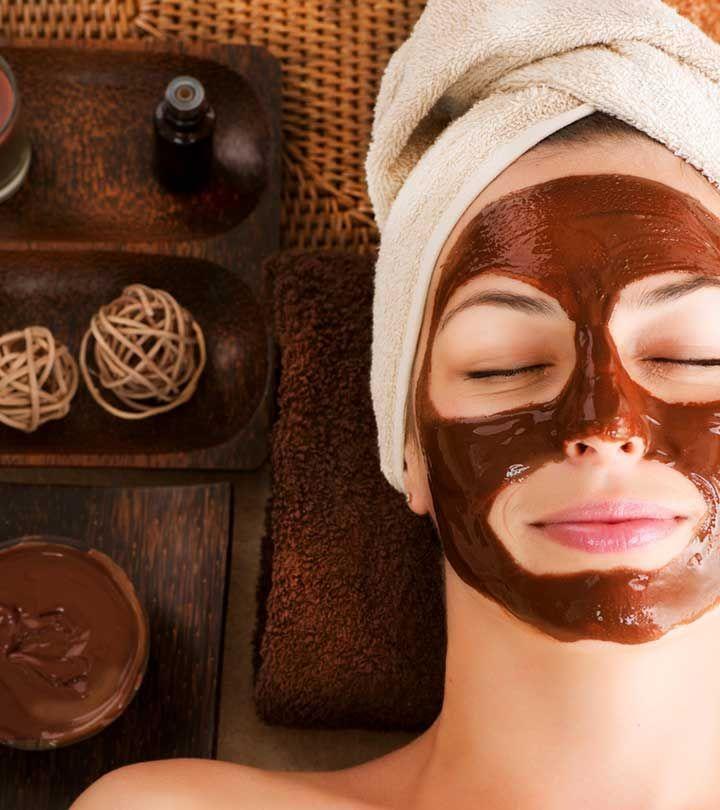 cocoa papaya face mask