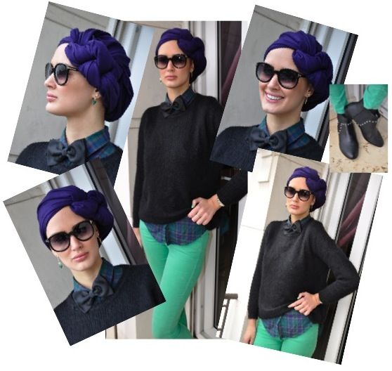 Chic for a Week: Amina Allam in a Stylish Laid-back Outfit « Chic For A Week « Sans Retouches