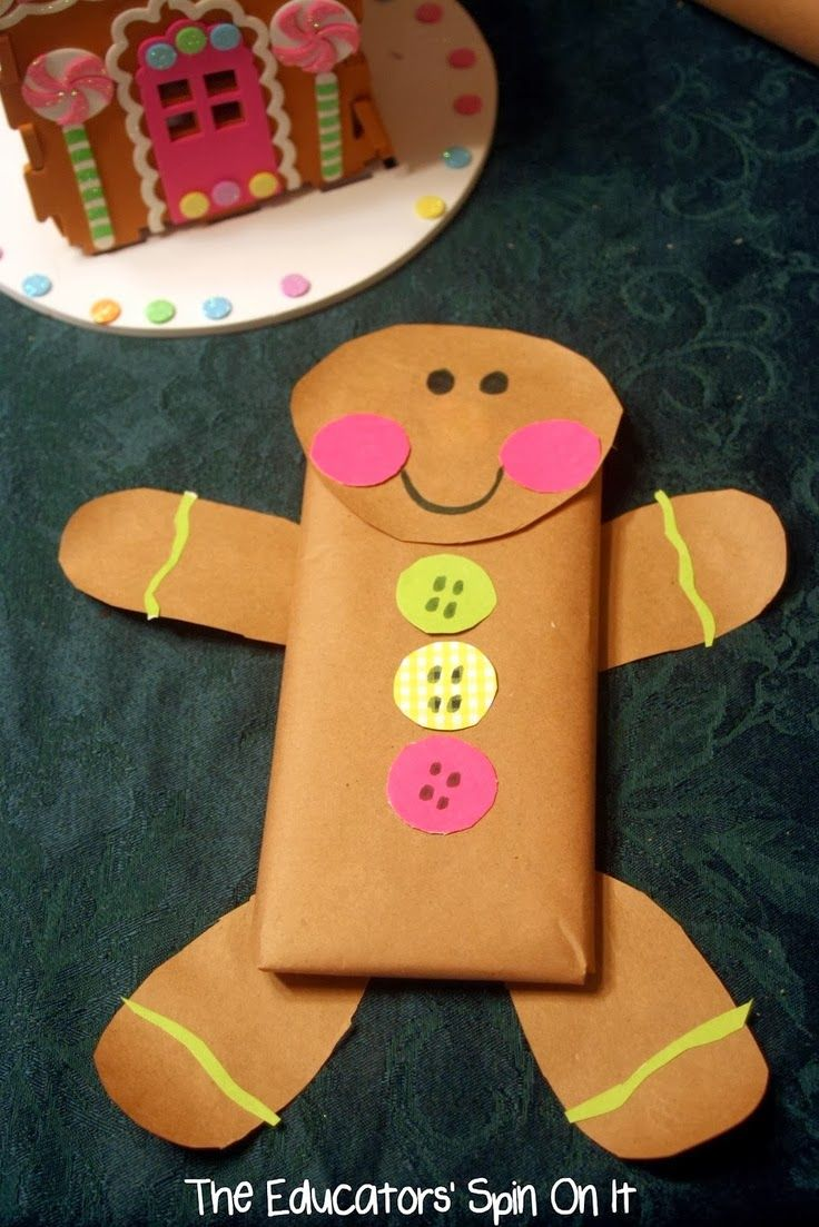 58 best GINGERBREAD ACTIVITIES, CRAFTS, and LESSON PLANS for KIDS ...