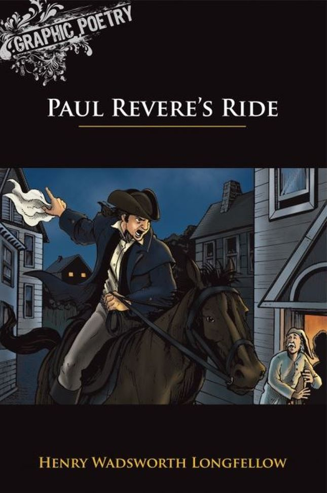 the midnight ride of paul revere essay It was paul revere's ride to warn the colonists that the british were coming to attack them answer paul revere rode with two other people, william.