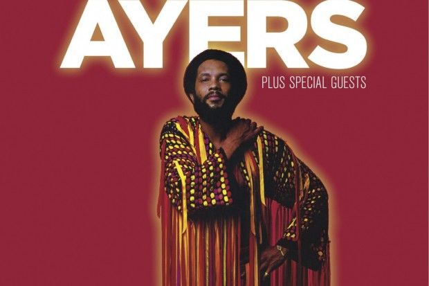 Roy Ayers + Friends 7th - 9th  December 2015