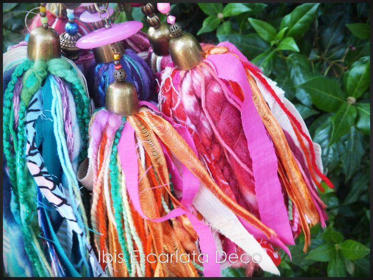 Puerteros Artesanales by Ibis Escarlata Deco