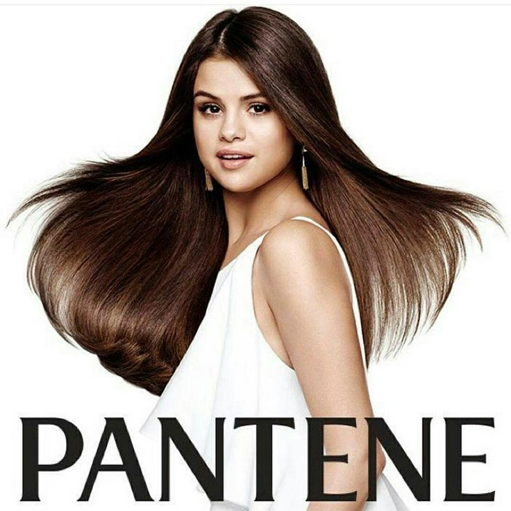 Selena Gomez for Pantene is an example of Interpellation covered in our book. She is being used as a tool to further advertise the shampoo product because of her attractive looks.