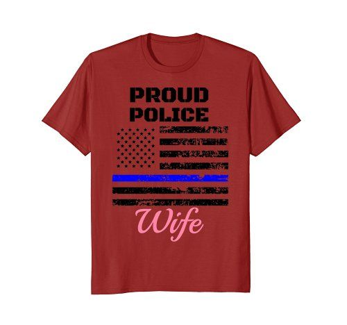 Vintage Flag The Police Men/'s Tee