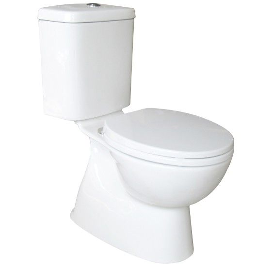 Euro Close Coupled Toilet