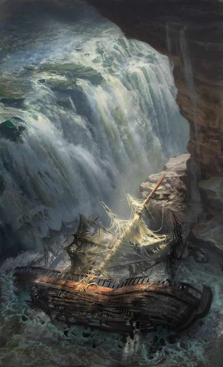 77 Best Images About Cartomancy On Pinterest: 77 Best Images About Ships And Sea Monsters Artworks On