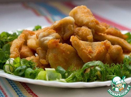 "Курица ""Женева"" - кулинарный рецепт"