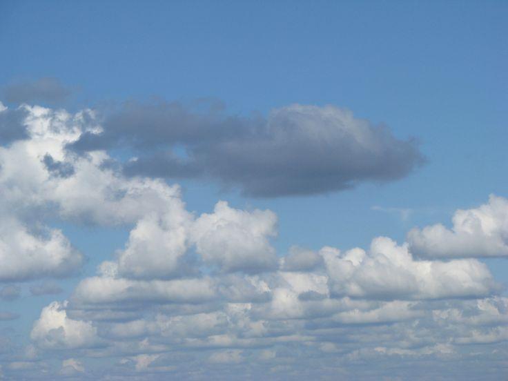 beatiful clouds i dalecarlia