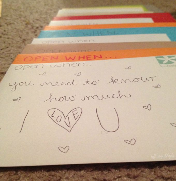 creative ways to write love letters