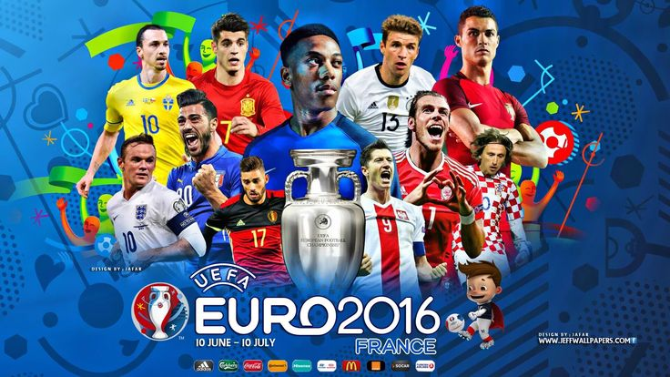 Euro Cup 2016 HD Wallpapers Find best latest Euro Cup 2016 HD Wallpapers for your PC desktop background & mobile phones.