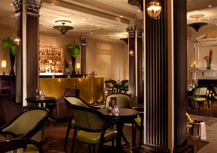 Two E Bar and Lounge, New York City Pierre hotel, Luxury