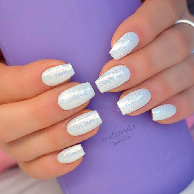 White Nail Polish Trend: 25+ Best Ideas About White Nail Polish On Pinterest