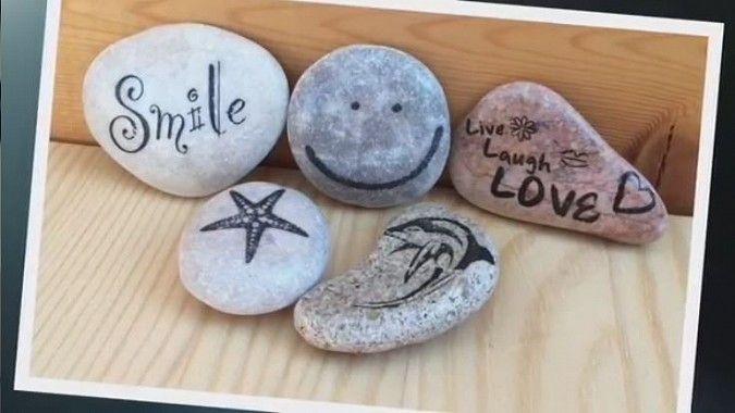 Ako jednoducho preniesť obrázok na kameň - Výtvarné umenie - Umenie | Hobby portál