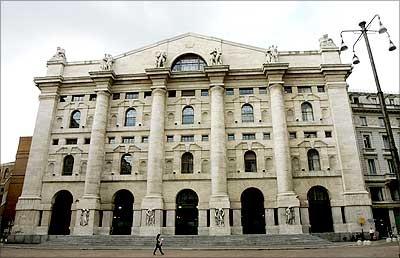 7. Borsa Italiana: $1.59 trillion share trades