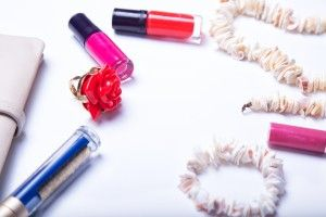 Make-up accessoires zomer